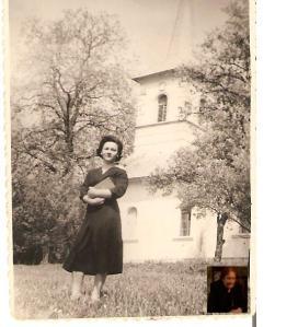 Mama in 1957