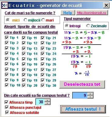 Ecuatrix
