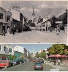 103 Dej, centrul, 1940 si 2013