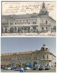 111 Dej, vesnica _Bombonerie_ de pe colt, in 1905 si in 2013
