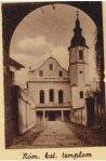 127 Dej, Biserica romano-catolica