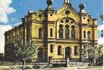 134 Dej, Sinagoga_ Constructia a inceput in 1907 si a fost finalizata in 1909, de sarbatoarea Pesach