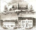 193 Dej, reproducere dupa o imagine foarte veche (1869)