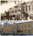 210 Dej, Actuala Scoala Eminescu, in trecut si acum