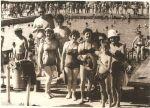 264 Dej, strand Ocna Dejului, anii 65-70, o parada a costumelor de baie_ Nu râdeţi, aşa   erau atunci mo