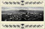 27 Foarte veche panorama a Dejului