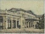 34 Tot Teatrul din Dej, vazut din alt unghi, pe la 1900 (in locul actualului cinema _arta_)