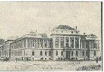 58 Imagine extrem de veche (aprox_ 1900) a Tribunalului din Dej