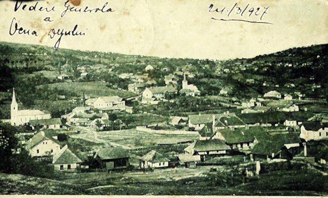 0 Ocna Dejului la 1927