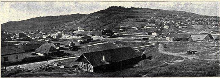 10 Ocna Dejului, imagine din monografia lui Kadar, 1901