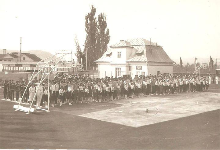 106 Dej, Clubul Sportiv_ Anii 80