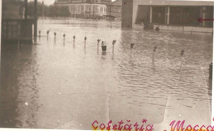 13 Dej, inundatii 1970_ In fata la _ARTA