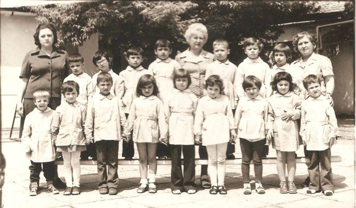 134 Dej, gradinita, 1979