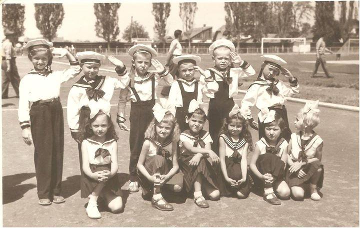136 Dej, stadionul prin anii 1960-1970
