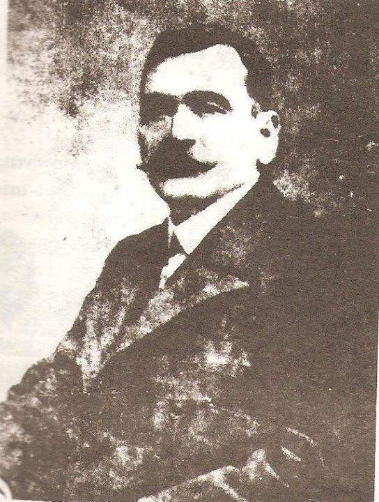 140 Theodor Mihali, 1885-1934