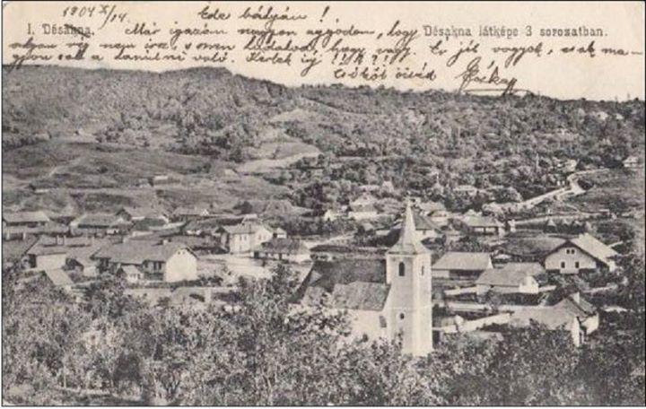 18 Ocna Dejului 1904