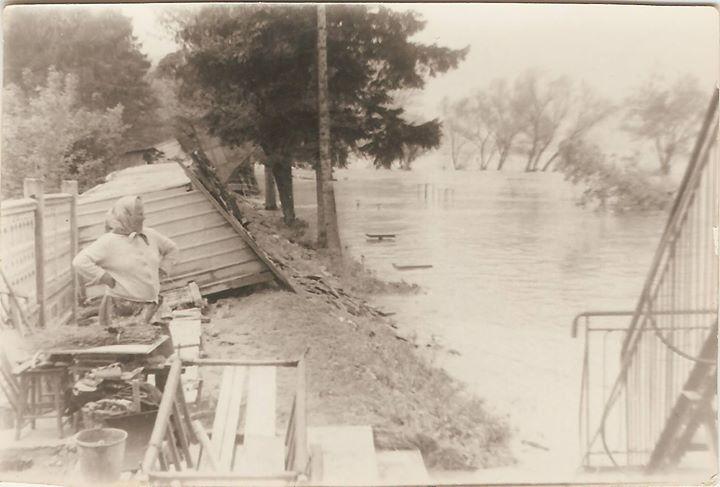 20 Dej, inundatii 1970