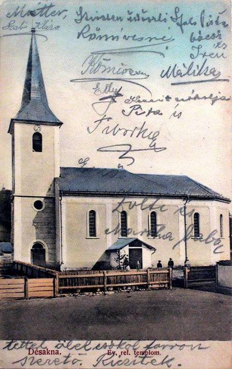 21 Ocna Dejului, Biserica Reformata
