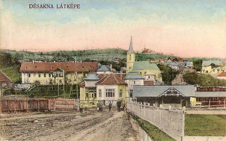 22 Ocna Dejului 1913