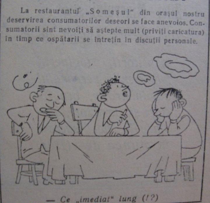 26 Dej, ziarul local _Somesul_, 1963