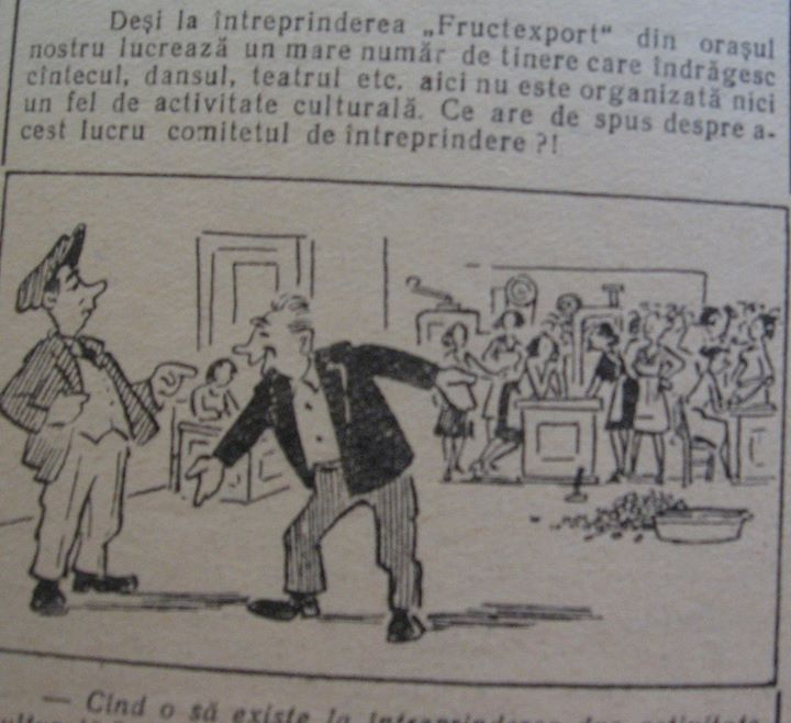 28 Dej, ziarul local _Somesul_, 1962