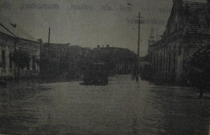 """29 Dej 1970, în faţă la """"Andrei Mureşanu"""""""