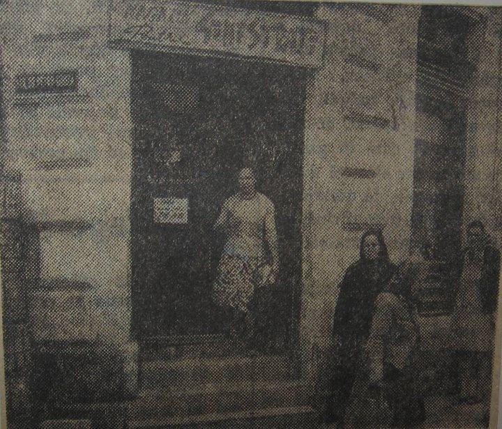 31 Dej 1970, magazin pentru sinistraţi