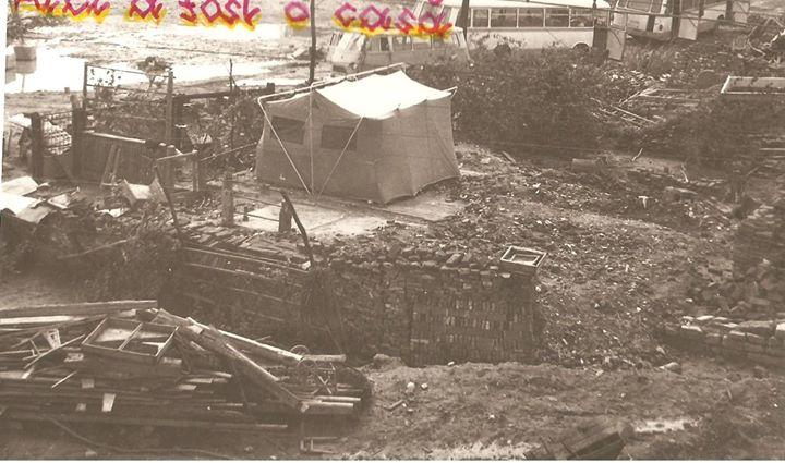 32 Dej, inundatii 1970