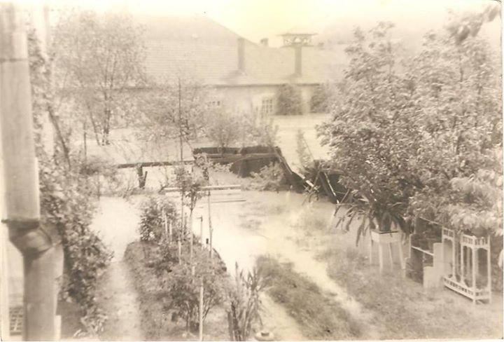 34 Dej, inundatii 1970