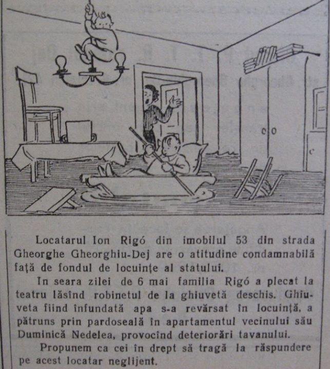 39 Dej, ziarul local _Somesul_, 1963