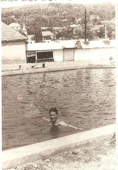 42 Dej, strand Ocna Dejului, anii 70