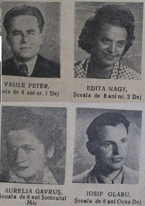 42 Profesori Din Dej, 1963