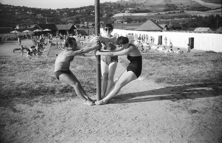 45 Dej, 1965, strand Ocna