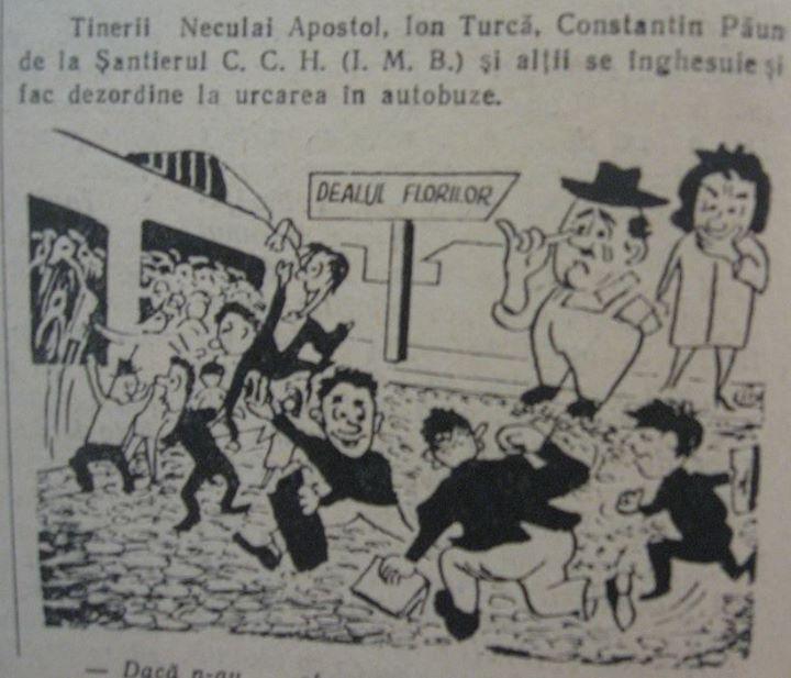 47 Dej, Ziarul local _Somesul_, 1963