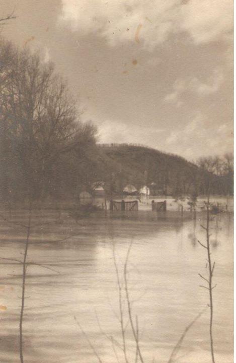 53 Dej, inundatiile din 1932