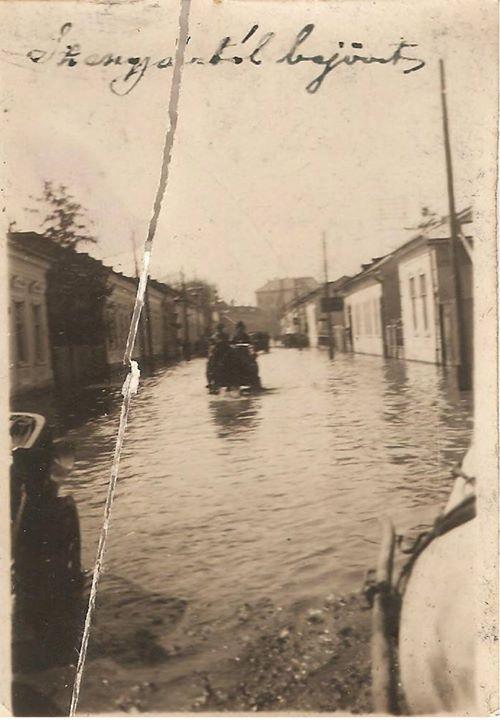 59 Inundatiile din 1932, Dej