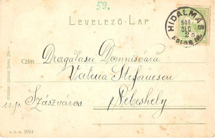59 Verso la c_p_ din 1909