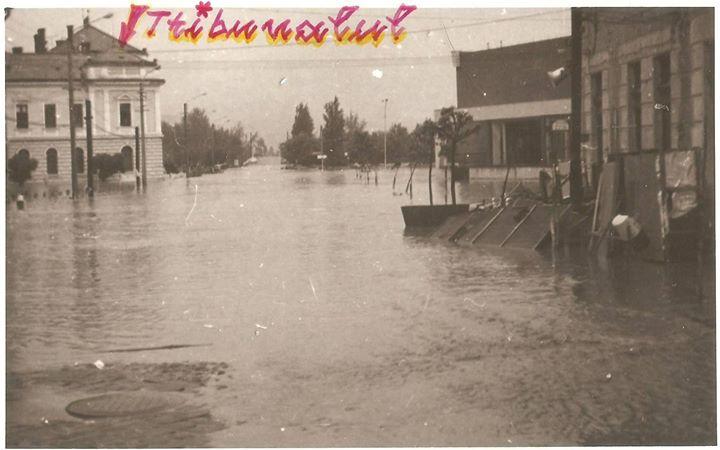 6 Dej, inundatii 1970_ In fata la Tribunal