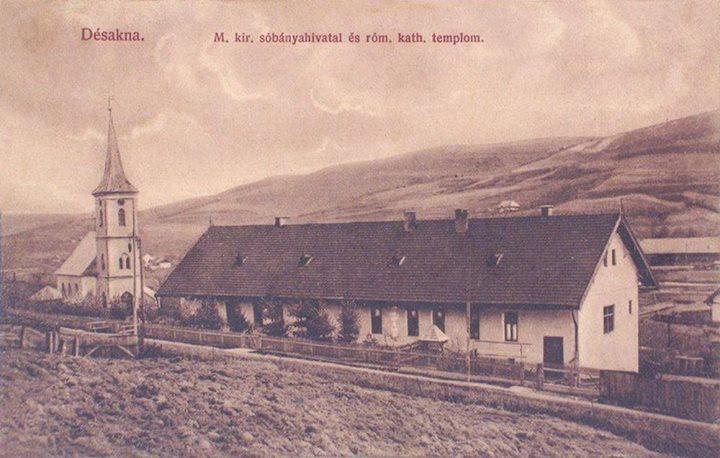 6 Ocna Dejului, 1912