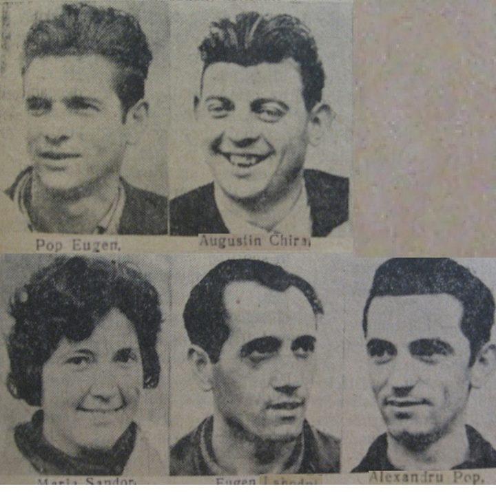 66 Dej, 1963, angajati la _Fructexport