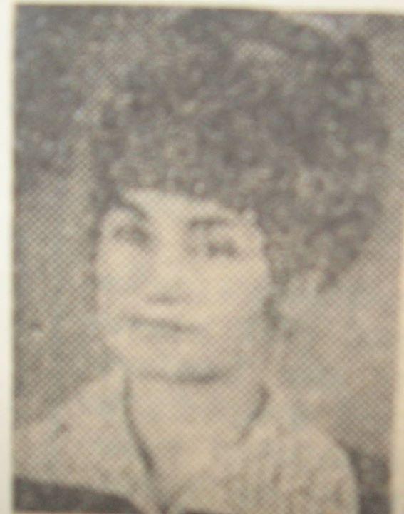 72 Doamna profesoara de biologie Sofia Baboia, 1972