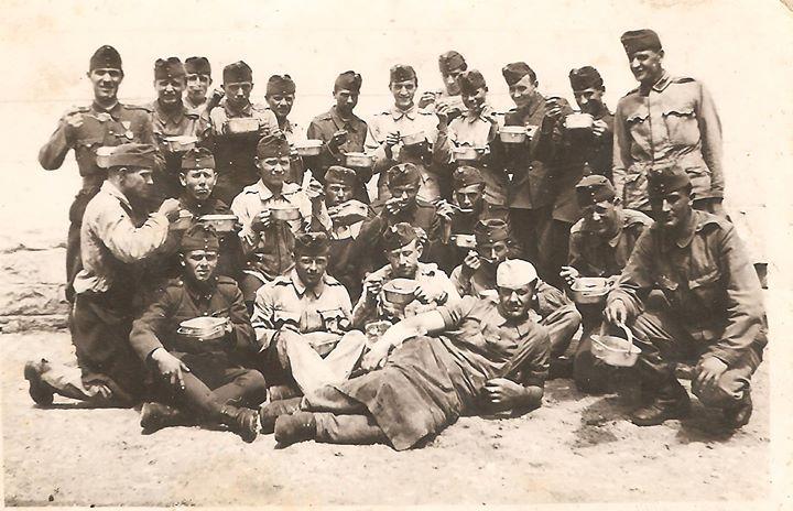 87 Dej, 1941, la Unitatea militara din oras, de 15 martie