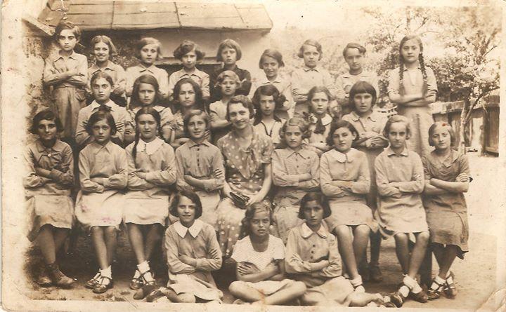 88 Dej, elevi, 1938