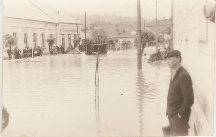 9 Dej, inundatii 1970