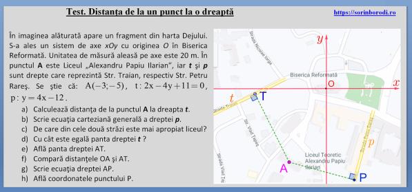 Distanta_punct_dreapta